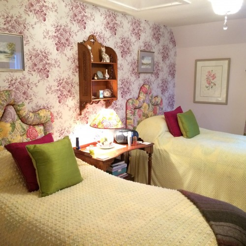 Twin Bedroom at Park House